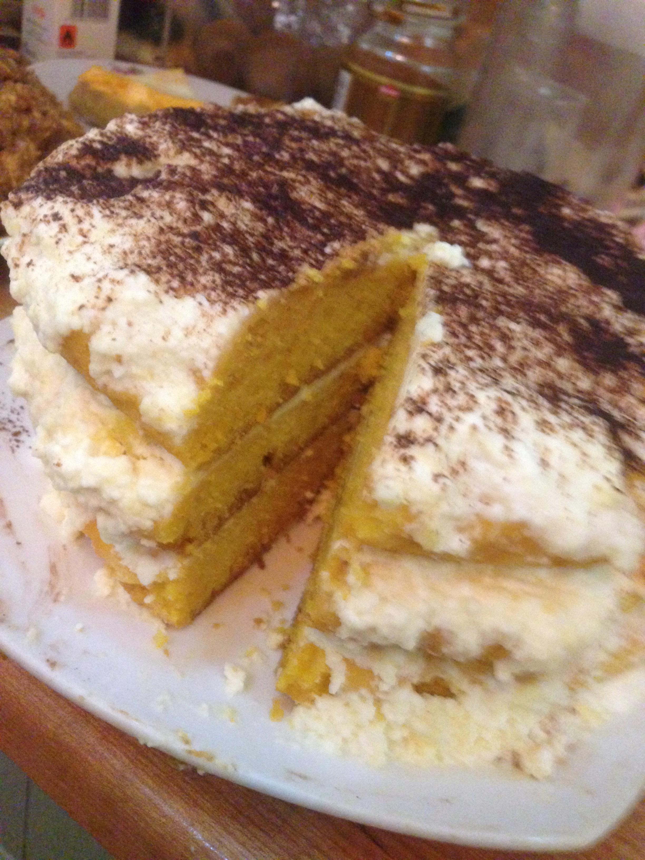 Кокосовый торт в мультиварке рецепты пошагово