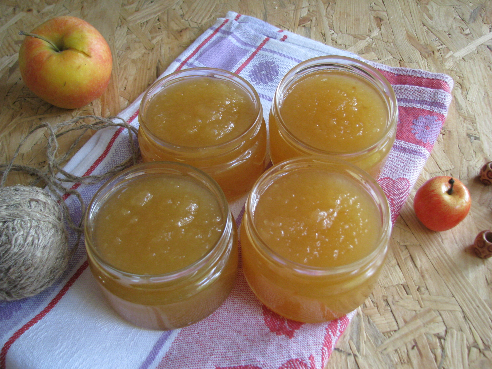 Яблочный джем в домашних условиях рецепт с фото 812