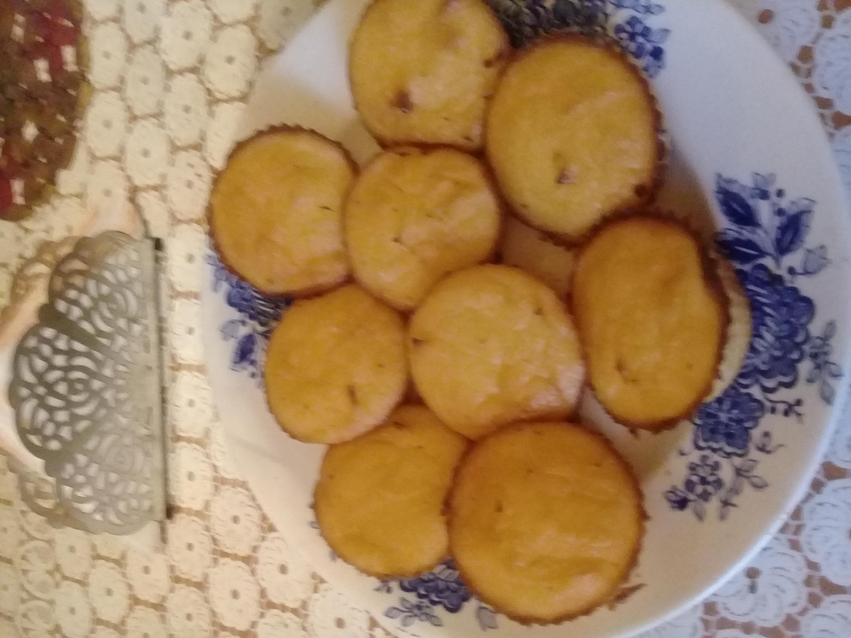 Как сделать большой кекс в духовке