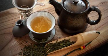 Свойства, польза зеленого чая