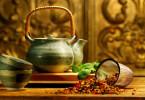 Полезные свойства чая, химические свойства чая