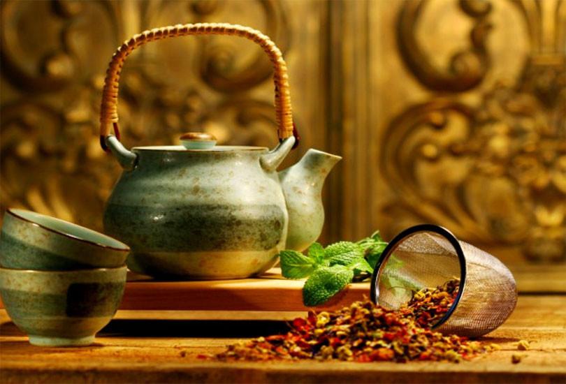 Полезные характеристики темного чая