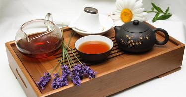 правила как заваривать чай