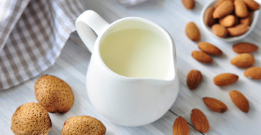 рецепт молока из орехов