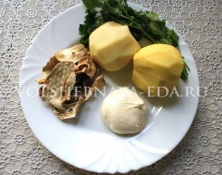 Грибной суп-пюре - фото 2