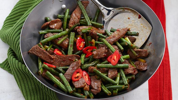 Фасоль с говядиной рецепты приготовления