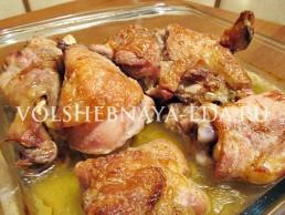 Куриные ножки в духовке - фото 3