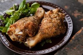 Куринные нодки с картошкой в духовке рецепт