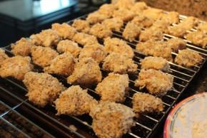 Как запечь ножки курицы в духовке