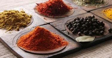 как извлечь аромат из специй