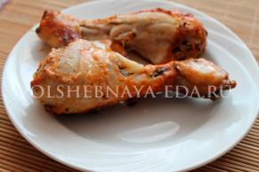 Куриные ножки в духовке - фото 8