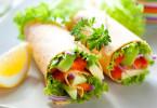Примерное вегетарианское меню на 1 день