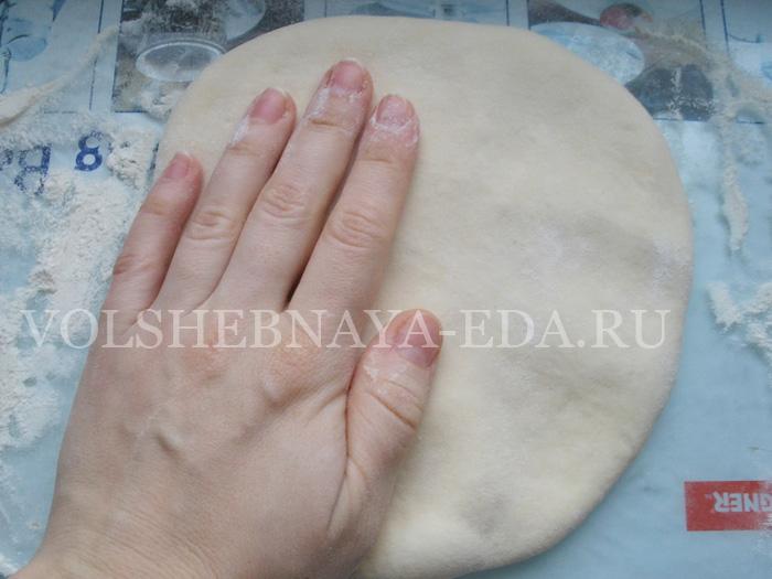 хачапури выпекание - шаг 3