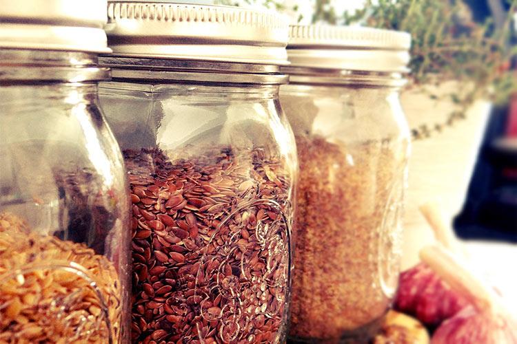 как выбрать и как хранить льняное семя