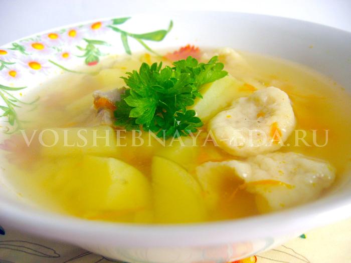 рецепт приготовления вкусного супа