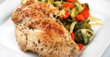 Блюда из куриных грудок, рецепты приготовления