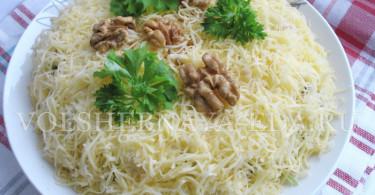 Салат слоеный с курицей и черносливомСалат слоеный с курицей и черносливомog1