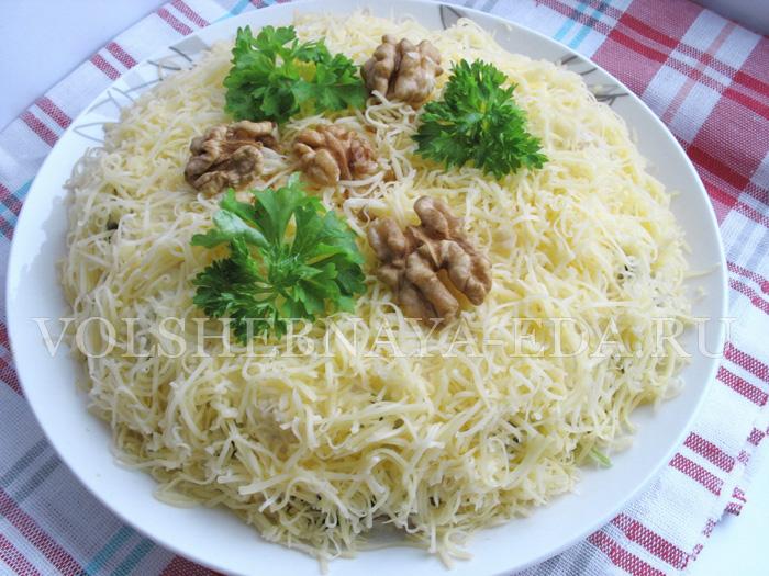 Салат с кальмарами (более 100 рецептов с фото) 15