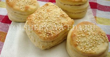 Хлеб порционный ярусами