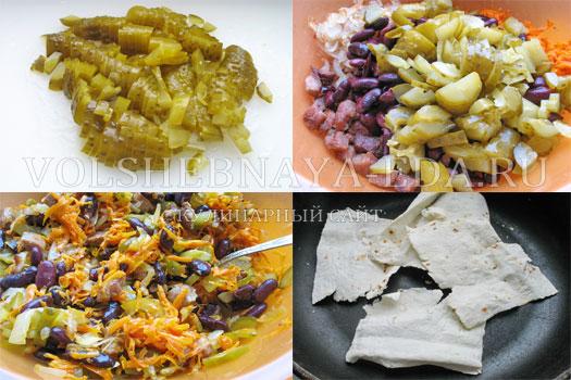 salat-s-mjasom-i-fasolju3