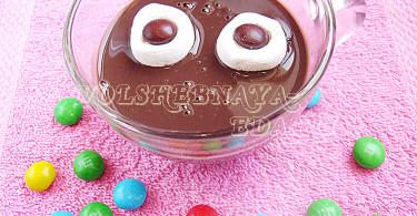 Какао с яичным желтком рецепт с фото