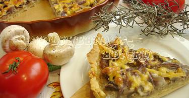 Песочный пирог рецепты как приготовить