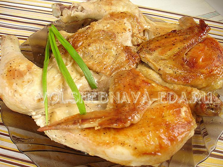 Цыпленок табака рецепт приготовления с пошаговыми фото