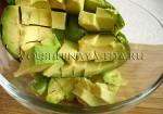 Салат с печенью трески рецепт с фото