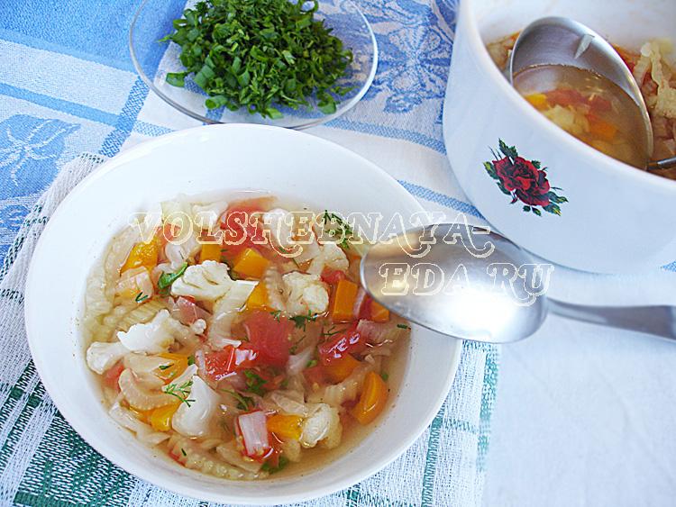 Суп из сельдерея для похудения рецепт с фото