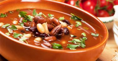 рецепты фасолевого супа