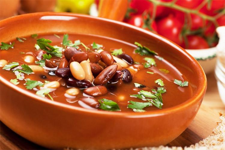 Суп из фасоли рецепты просто и вкусно