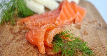 Как засолить красную рыбу в домашних условиях пошаговый рецепт с фото