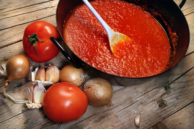 рецепт изготовления томатной пасты как в магазине