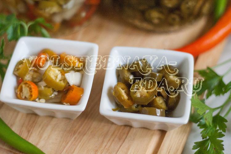 Перец маринованный рецепт с фото