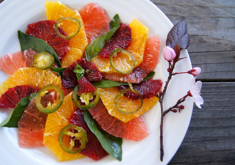 Citrus-Carpaccio