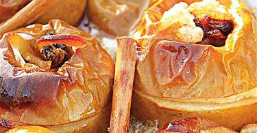 Печеные яблоки рецепты на любой вкус