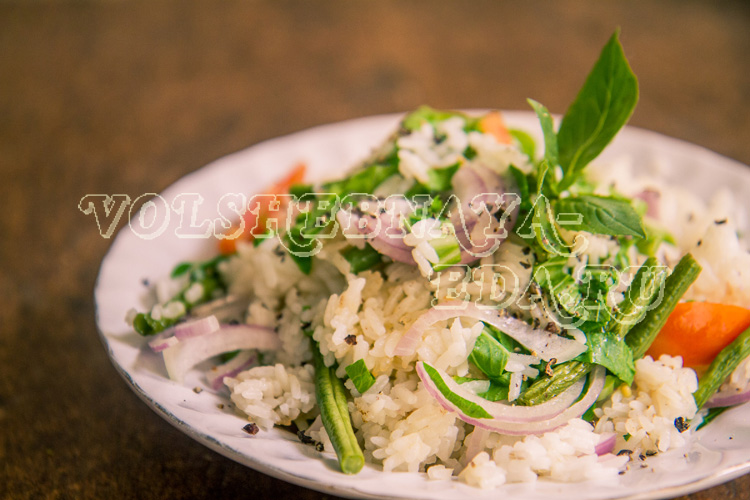 Вегетарианский плов рецепт с фото