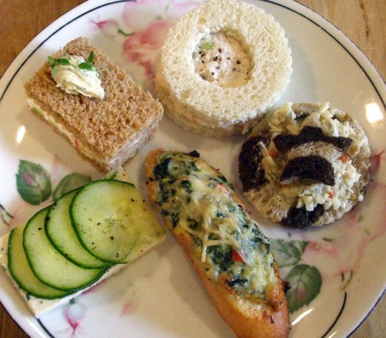 бутерброды открытые что это рецепты с фото