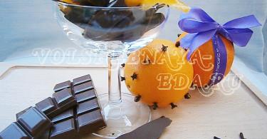 Апельсиновые корочки в шоколаде рецепт с фото