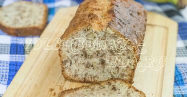 Банановый хлеб рецепт с фото