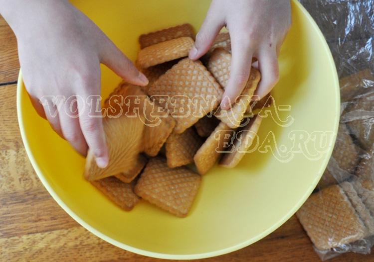 простой рецепт сливочных колбасок