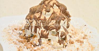 Торт из пряников рецепт с фото
