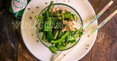 Салат со свининой рецепт с фото