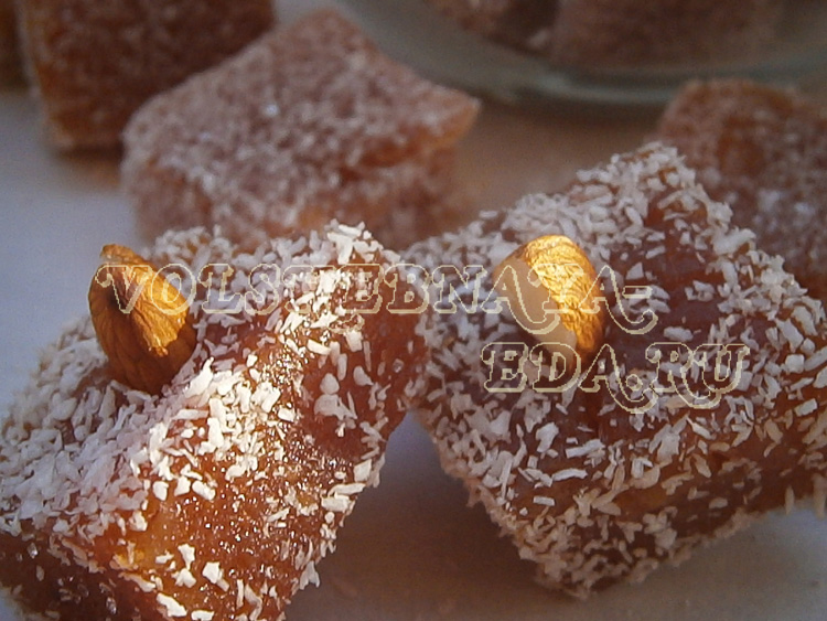 Мармелад из айвы рецепт с фото