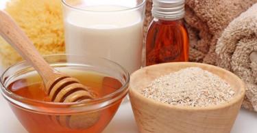 Домашние косметические рецепты на молоке
