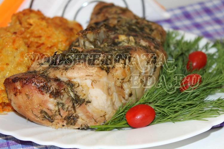 Мясо в фольге рецепт с фото