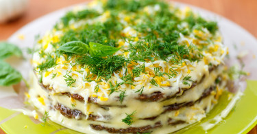 Печеночный торт - собрание рецептов и советов
