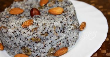 Сочиво из риса к Рождеству рецепт с фото