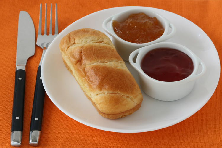 Айвовое варенье и апельсиновое желе