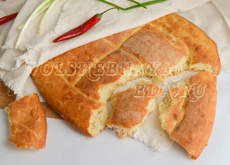 Матнакаш на кефире рецепт с фото